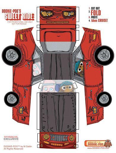 autos caretas robots camiones en cart n sandra lili n. Black Bedroom Furniture Sets. Home Design Ideas