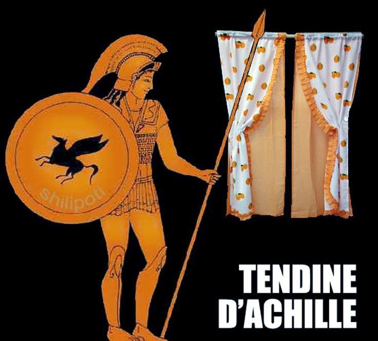 Tendine d'Achille