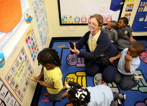 Teaching Strategies Gold, new pre-school standards tool, takes root in pilot classrooms | NOLA.com