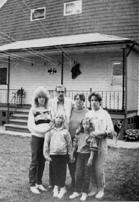 The haunted house of the Smurl family. They lived with a ghost for 10 years