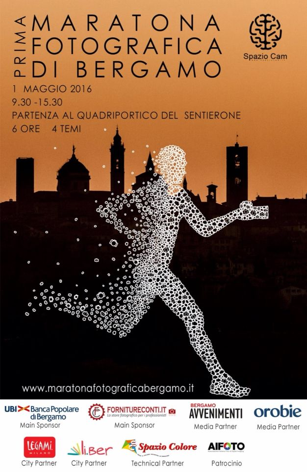 Spazio Cam organizza la prima Maratona Fotografica di Bergamo.