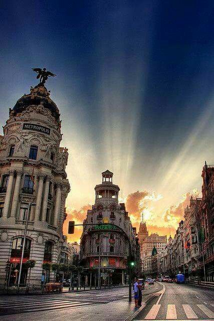 Madrid mágico