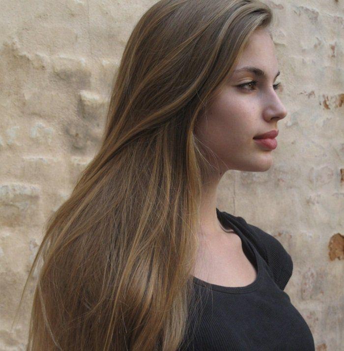 la couleur de cheveux tendance 2015 couleur chatain - Coloration Chatain Clair Cendr