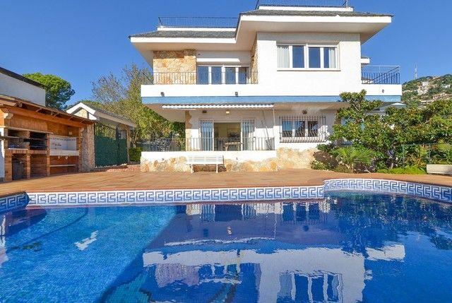 Magnifique villa familiale pour 7 personnes avec piscine privée et
