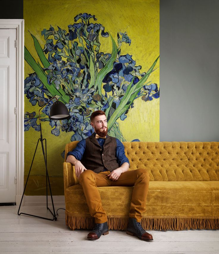 Fotobehang / Photo Wallpaper collection Van Gogh - BN Wallcoverings