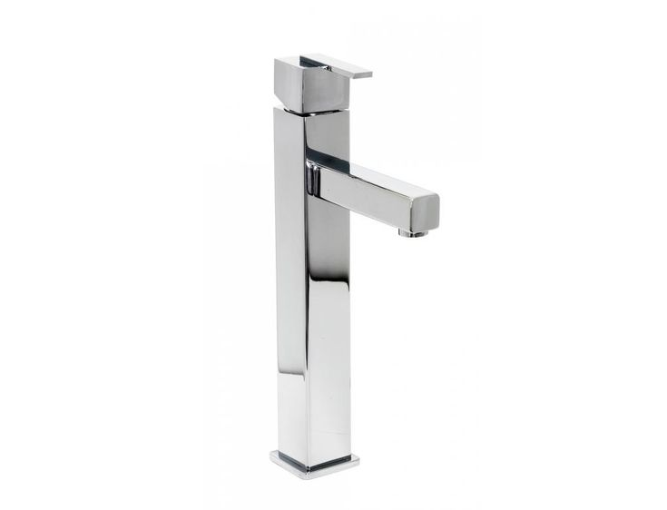 Montreal Extended Mono Basin Tap   Solid Chrome