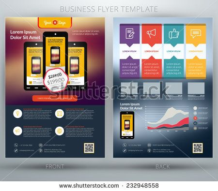 7 best Brochure Templates Ideas images on Pinterest Brochures - free product flyer templates