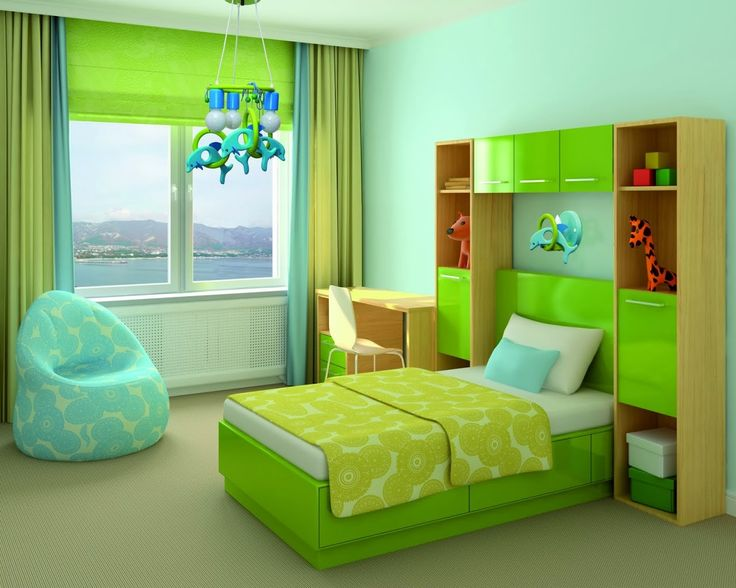 Zielony kolor jak wiadomo odprężająco działa na oczy jest jednym z kolorów preferowanych  w pokojach dziecięcych.  Dziecięcego charakteru całemu wnętrzu nadaje zwis sufitowy DOLPHIN- który zachęci nasze dziecko do zabawy i twórczości. Zwis dostępny w naszym sklepie w kolorze różowym i niebieskim.  http://www.espotlight.pl/Wyniki-wyszukiwania?word=dolphin