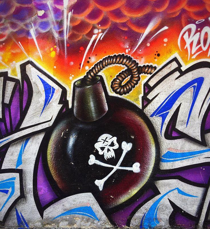 Graffititaidetta, Kuressaare