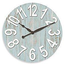 image of FirsTime® Transatlantic Wall Clock