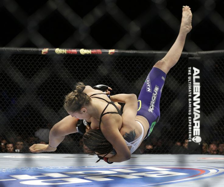 Can anyone in the UFC beat Ronda Rousey?