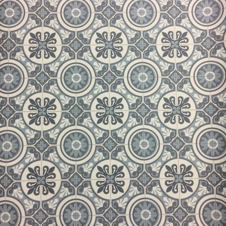 Hallway floor - yes it's Lino but it's practical!