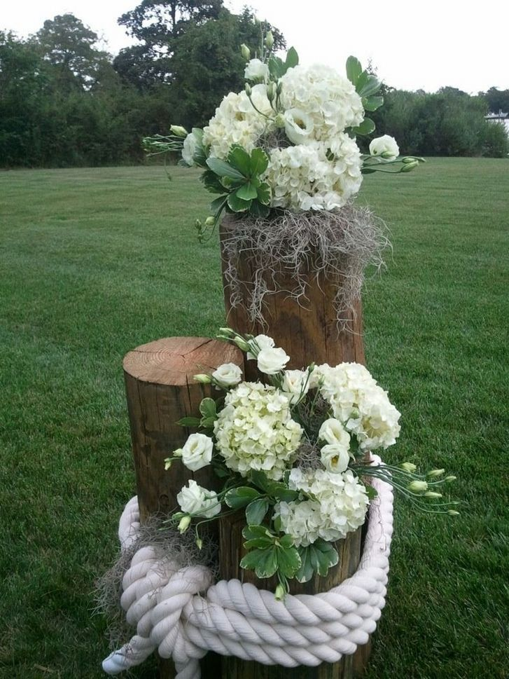 25+ Best Ideas About Nautical Wedding Centerpieces On