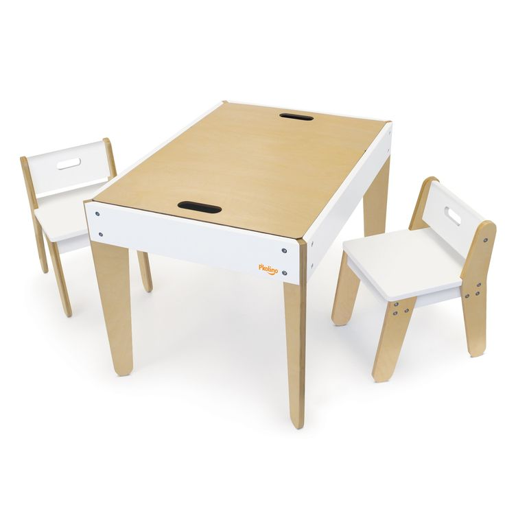 Pu0027kolino Little Modern Tables And Chairs White