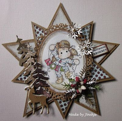 Jotty's freubels: Kerst