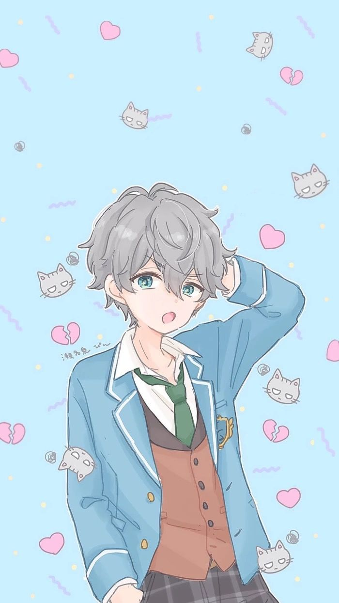 Pin By Dany On Anime Manga Kawaii Cute Anime Chibi Cute Anime Boy Anime