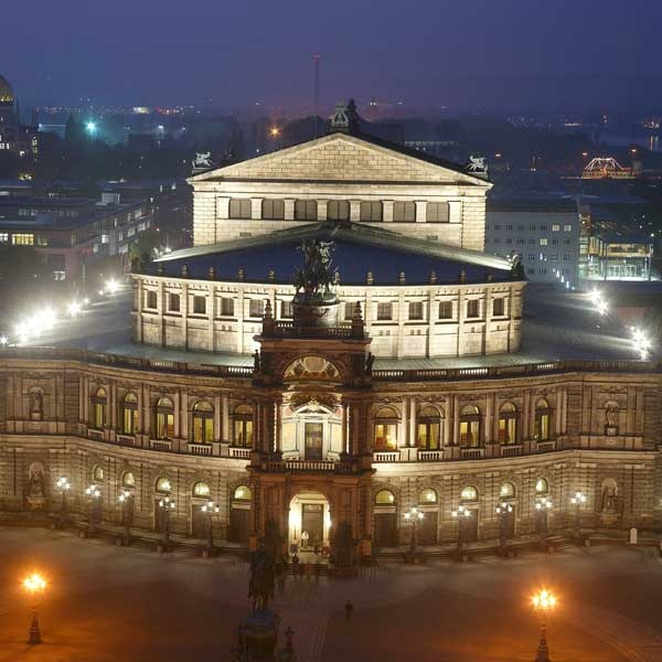 Semperoper Dresden Germany