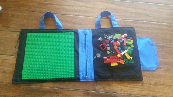 Personalised Lego Travel Bag