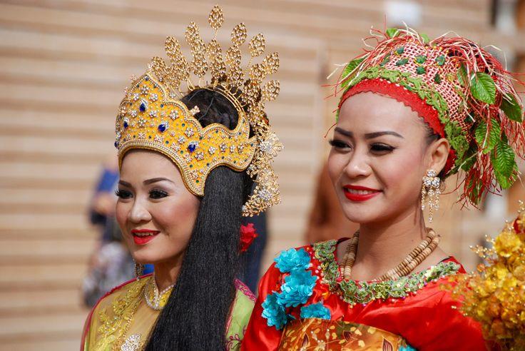 Malaysia Women - Expo Milão 2015