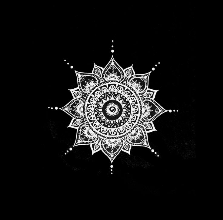 Mandala Sun - Boho Wall Decal