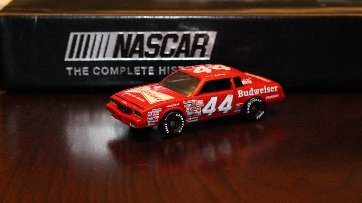 Terry Labonte 1983 Budweiser Chevrolet Monte Carlo flat nose. Raced early in the 1983 Winston Cup Season.