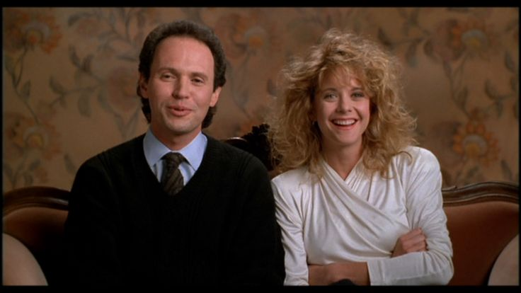 When Harry Met Sally themed engagement shoot concept: