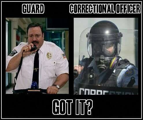 Learn the difference band of blue pinterest correctional officer wife humour and police - Correctional officer jobs ...