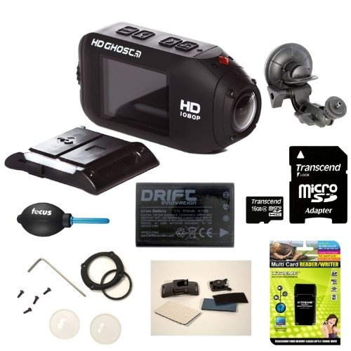 Drift HD Ghost Helmet Camera Bundle http://www.newlookmegastore.com