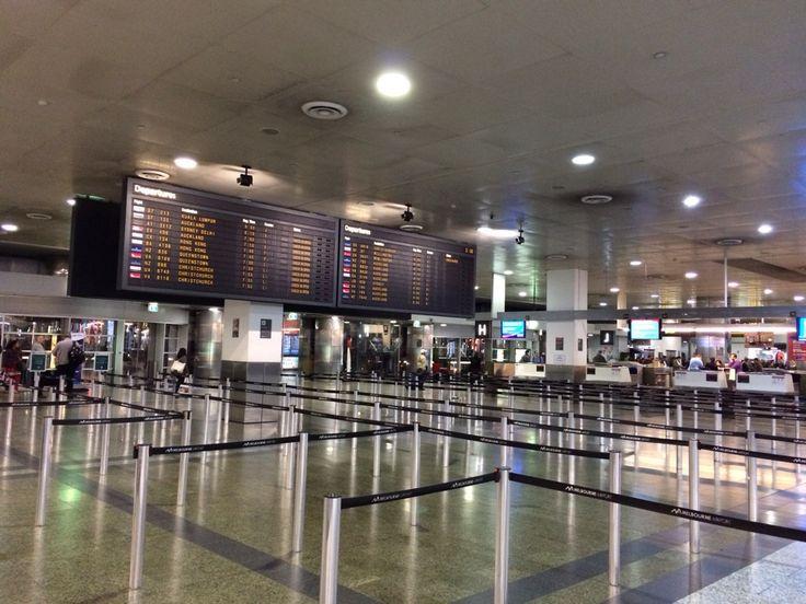 Melbourne Airport (MEL)