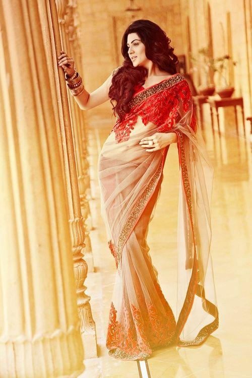 IT'S PG'LICIOUS — viyahshadinikah: #Saree by Jaya Misra