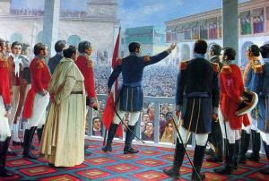 Peruvian Independence Day, July 28: The Proclamation of Peruvian Independence