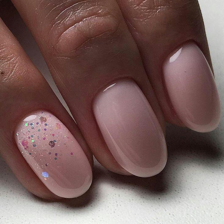 simple little splash of glitter