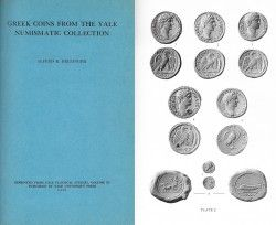 Bellinger: Greek Coins from the Yale Numismatic Collection