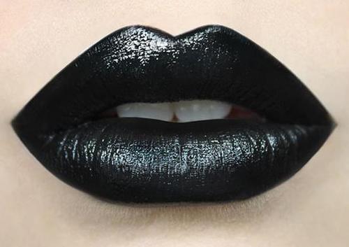 17 Best images about black lipcolours on Pinterest