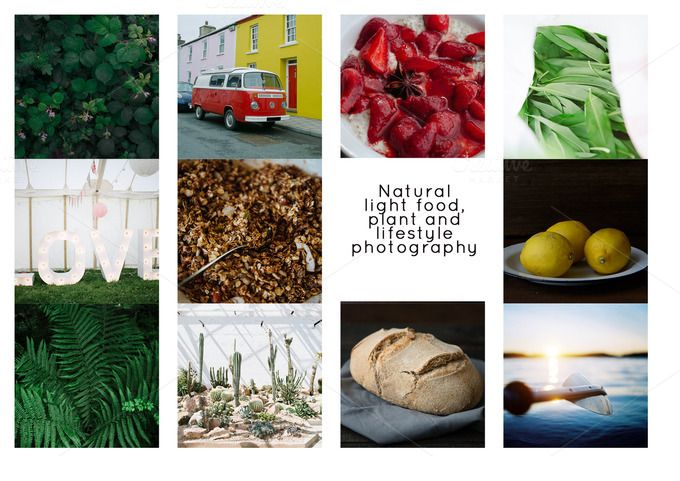 A bundle of 101 photos by Severn Tides on @creativemarket