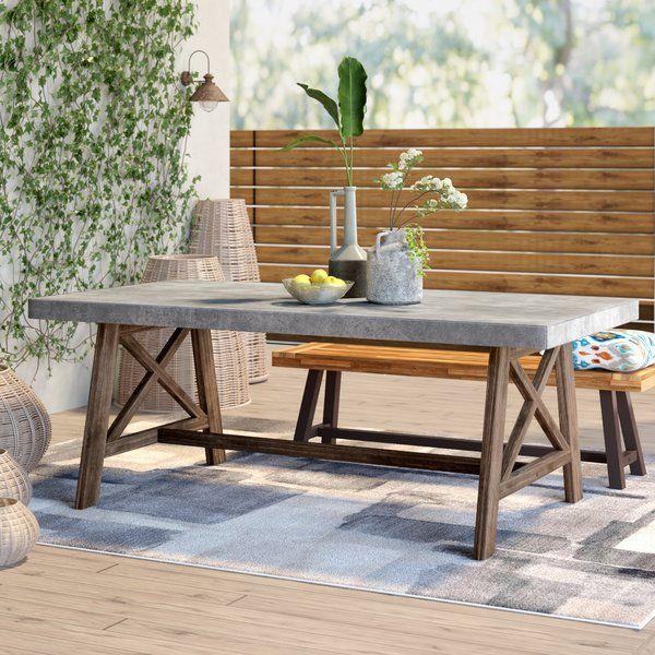 Just For You Shoreham Dining Table By Trent Austin Design