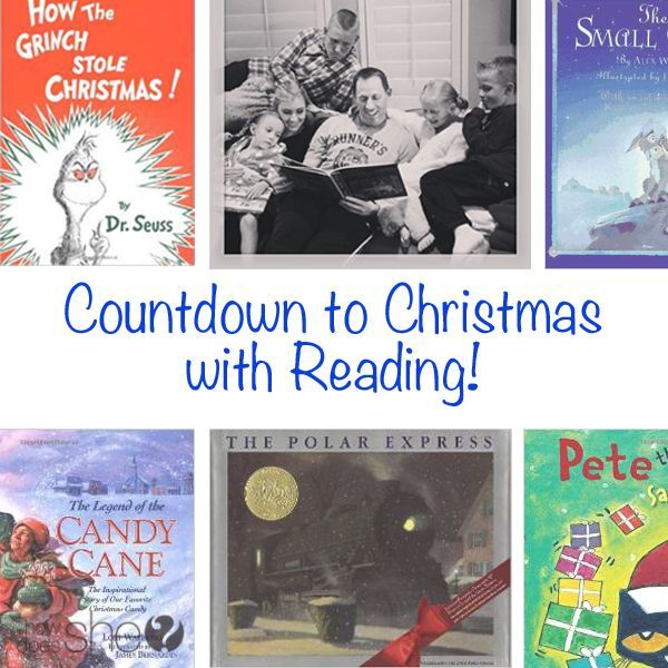 Countdown to Christmas with Reading