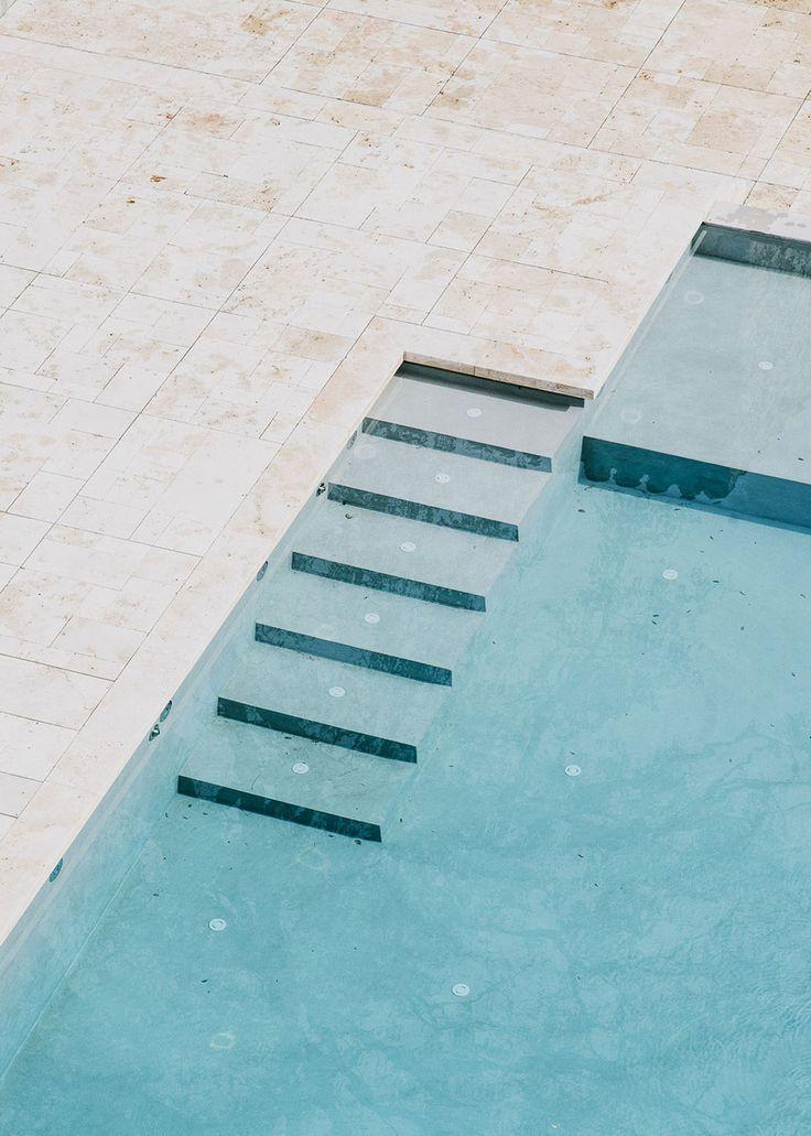 Photo by Salva López.  #pool