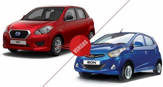 Datsun GO vs Hyundai Eon – Comparing Hatchbacks