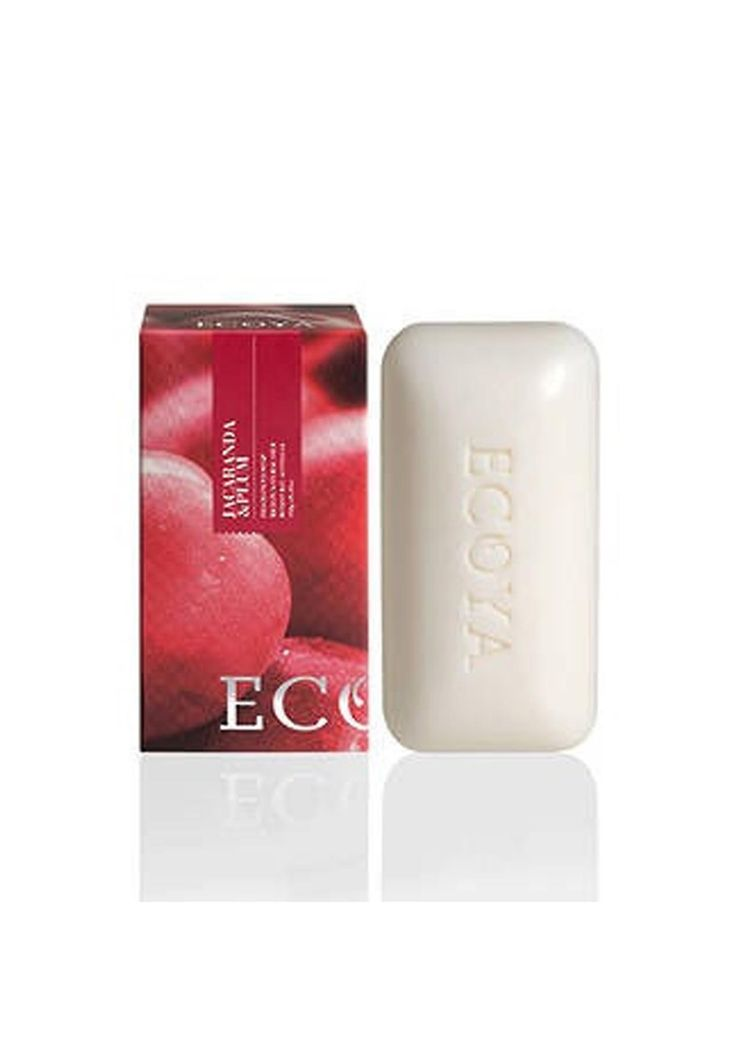 Ecoya scented soap - Jacaranda and Plum