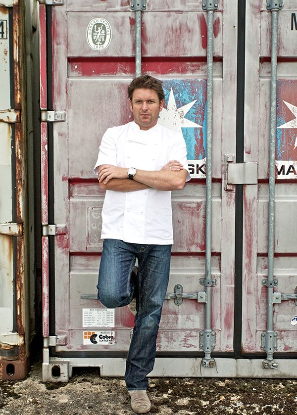 Celebrity Chef James Martin Takes Over Manchester235′s Linen Restaurant This Autumn