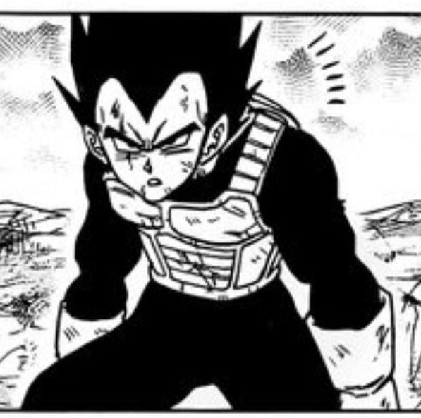All The Vegeta Panels In Dragon Ball Super Manga Chapter 41 Love Every Panel Vegeta Saves Goku And Fights B Dragon Ball Super Manga Dragon Ball Awesome Anime