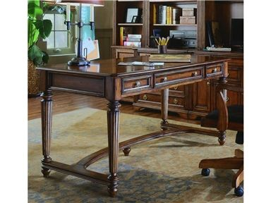 shop for hooker furniture brookhaven leg desk and other home office desks at hickory furniture mart in hickory nc the brookhaven collection is crafted - Hooker Furniture Outlet