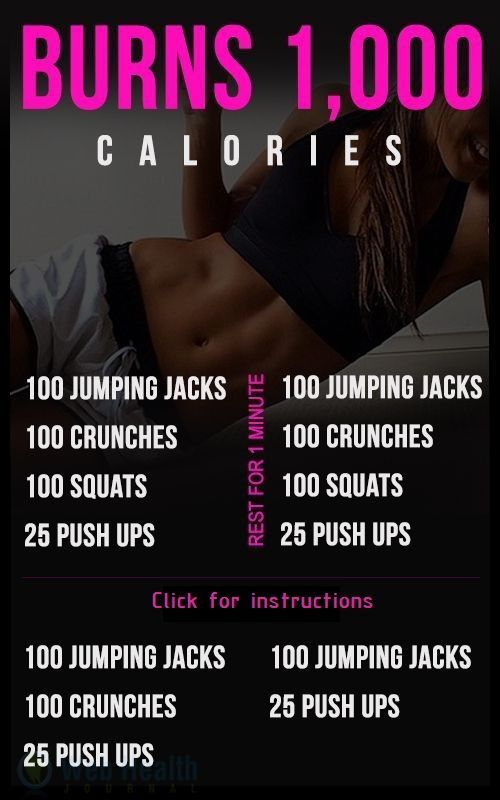 The 1,000 Calorie At-Home Workout Thinking about selling? LystHouse is the simple way to buy or sell your home. Visit www.LystHouse.com to maximize your ROI on your home sale.