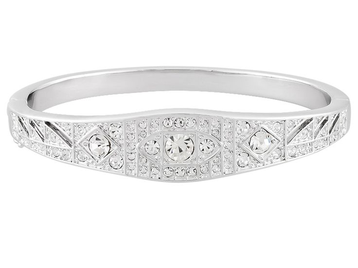 Titanic Jewelry Collection (Tm) Madeline's Radiant Bangle