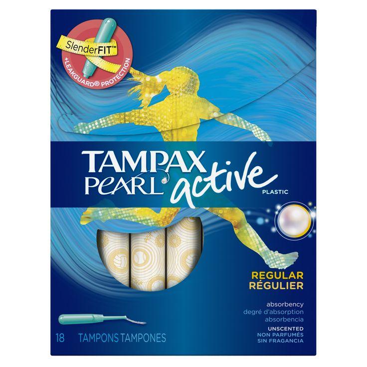 PROCTER & GAMBLE INC. / Tampax Pearl Active