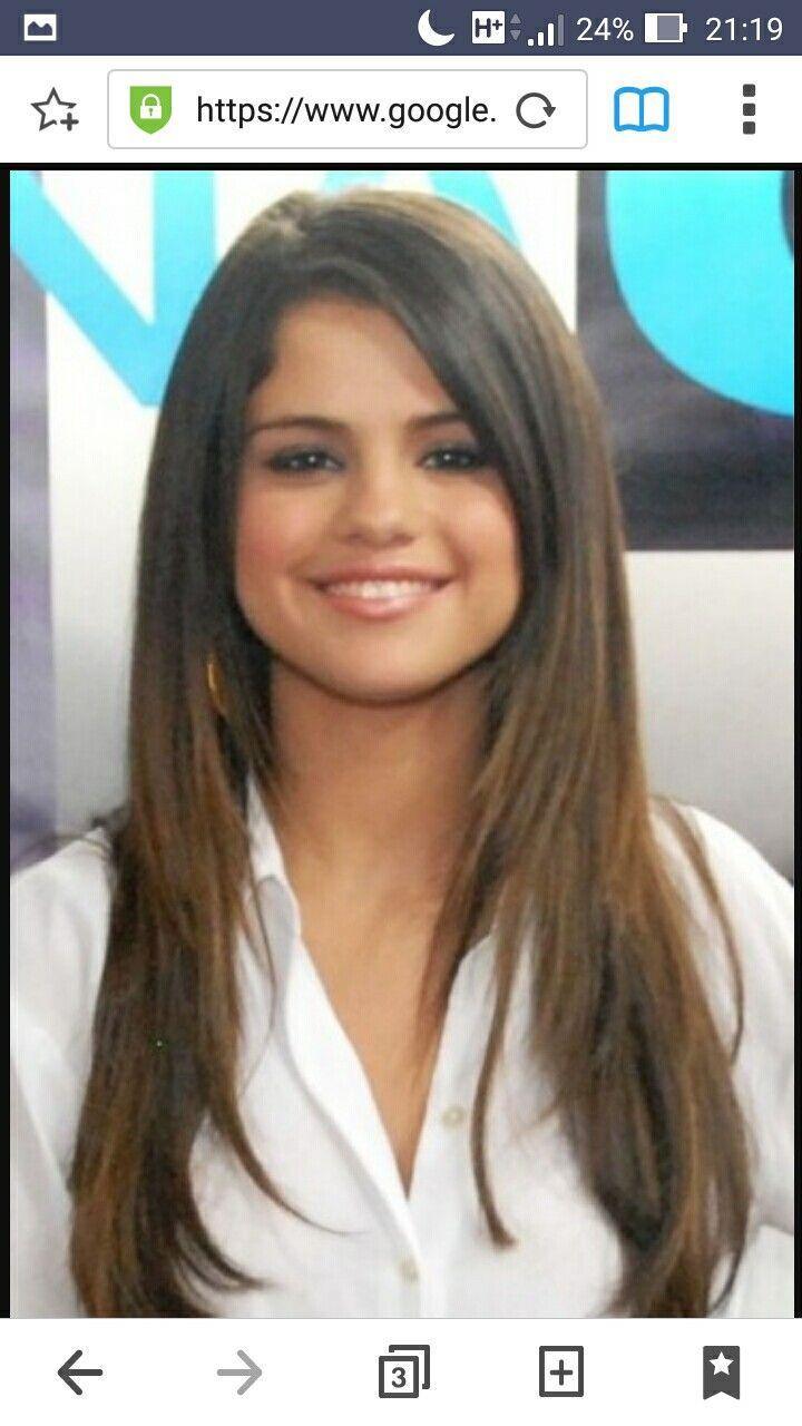 Selena Gomez - capelli scalati