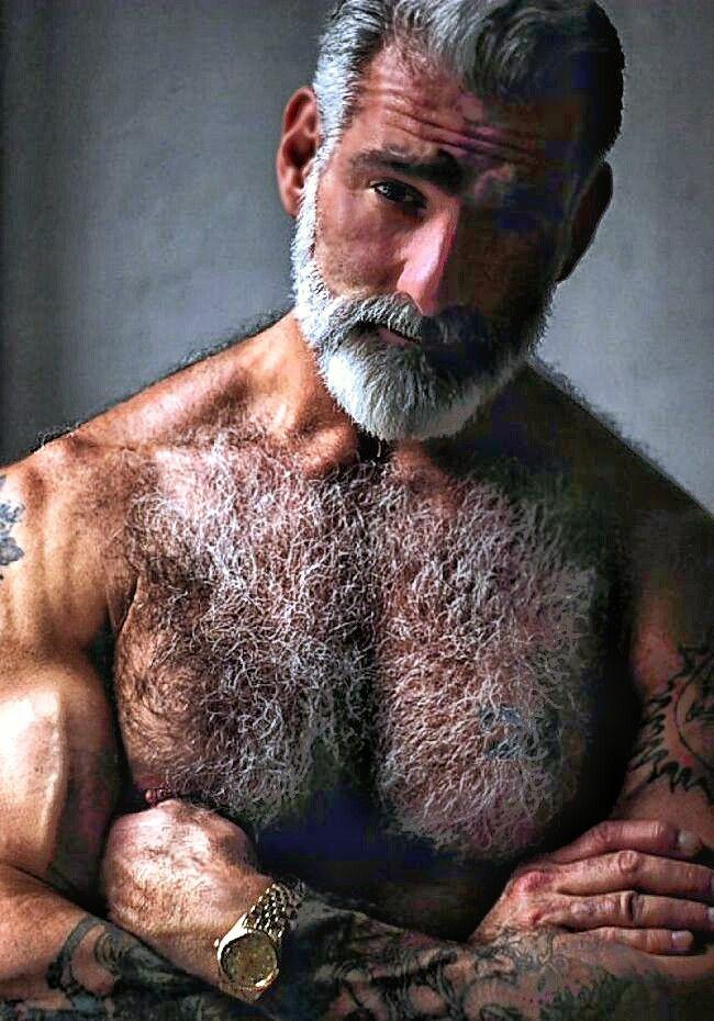 Older Hairy Men 3