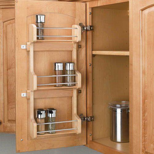 Best 25+ Door mounted spice rack ideas on Pinterest | Pantry door ...