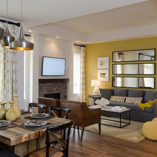 Gablecraft in the Mission Unit 71 - Luxury Executive Townhomes - Kelowna, BC - transitional - Living Room - Other Metro - Vineyard Developments